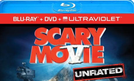Scary Movie V Blu-Ray