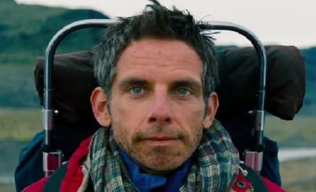 The Secret Life of Walter Mitty Trailer: Life is About Courage
