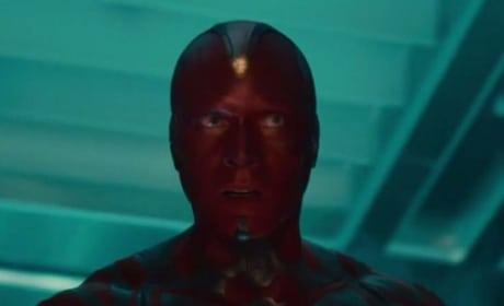 Avengers Age of Ultron Clip: It's a Vision!