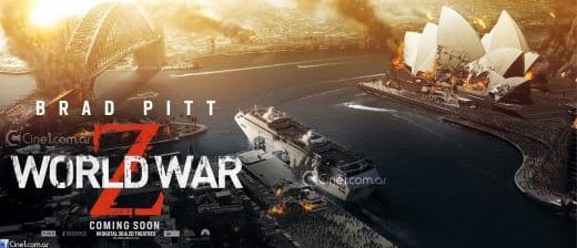 World War Z Poster: Sydney