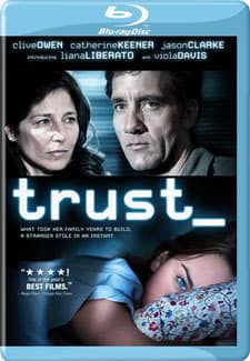 Trust Blu-Ray Cover