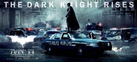 The Dark Knight Rises Banner 4