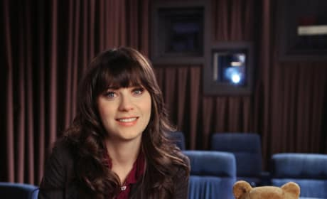 Zooey Deschanel Sings Three Songs for New Winnie the Pooh Film