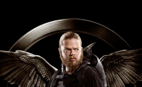 Mockingjay Part 1 Pollux Character Poster