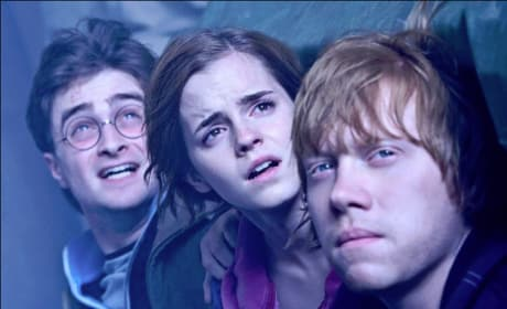 First Look: New Photos from Harry Potter and the Deathly Hallows Part 2