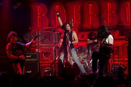Diego Boneta in Rock of Ages