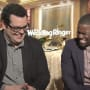 Josh Gad Kevin Hart Photo