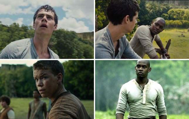 The maze runner dylan obrien still photo