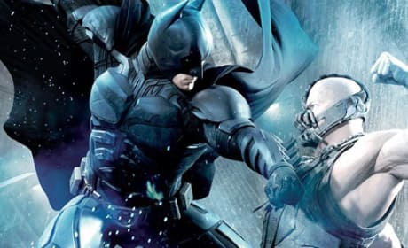 The Dark Knight Rises: What We Saw