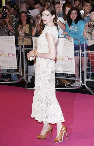 Anne Hathaway Red Carpet Pic