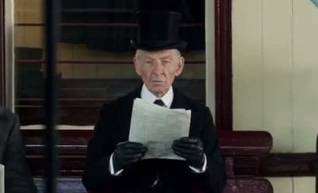Mr. Holmes Ian McKellen Photo