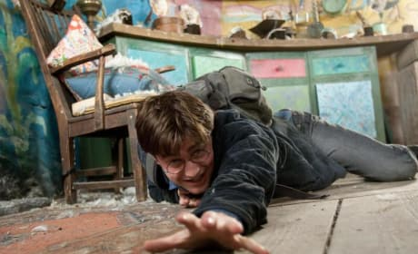 New Photos from Harry Potter and the Deathly Hallows Released!