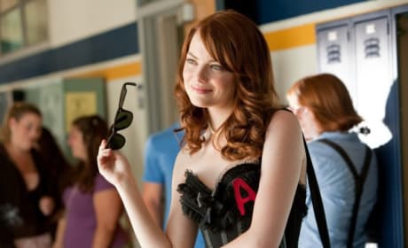 Could Emma Stone Be Andrew Garfield's Mary Jane?