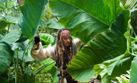 New Pirates of the Caribbean: On Stranger Tides Photos