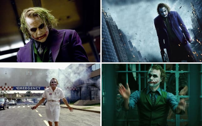 9 things that made heath ledgers joker iconic a jokers inspiration