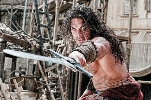 Jason Momoa is Conan the Barbarian
