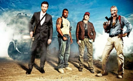 First Official Look at Joe Carnahan's A-Team!