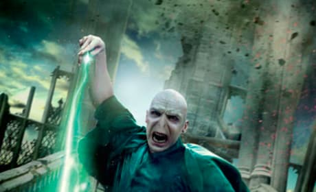 Voldemort is Scary