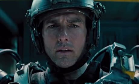 Edge of Tomorrow Stars Tom Cruise