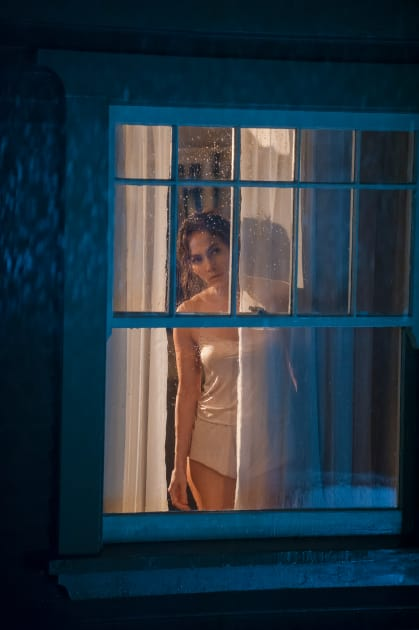 The Boy Next Door Stares at Jennifer Lopez