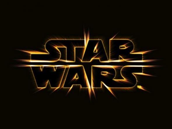 Star Wars Moving Logo