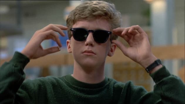 The Breakfast Club Anthony Michael Hall
