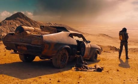 Mad Max Fury Road Trailer: My World Is Fire and Blood