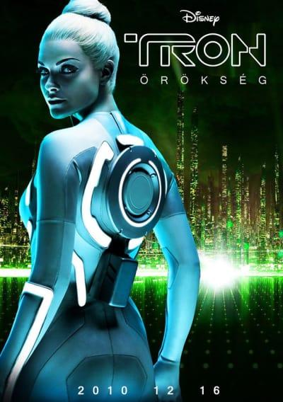 Tron Legacy International Poster Jem