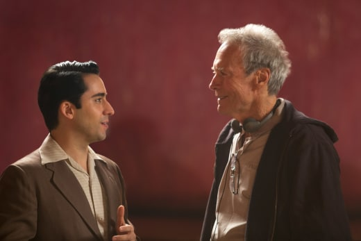 Clint Eastwood Directs Jersey Boys
