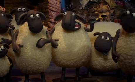 Shaun the Sheep Movie Trailer: Sheep and the City
