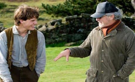 Steven Spielberg Speaks: Of War Horse and Legacies
