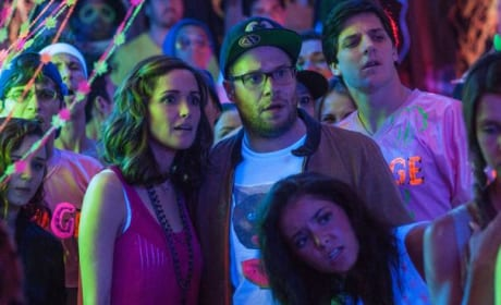 Neighbors Rose Byrne Seth Rogen