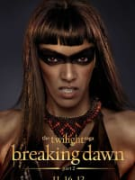 Zafrian Breaking Dawn Part 2 Character Poster