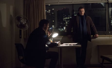 A Walk Among the Tombstones Dan Stevens Liam Neeson