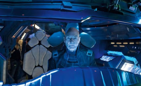 Patrick Stewart Stars In X-Men: Days of Future Past