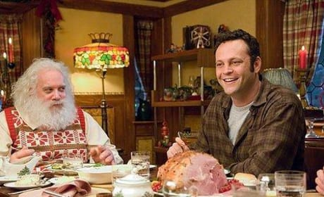 Vince Vaughn and Paul Giamatti Dish on Fred Claus