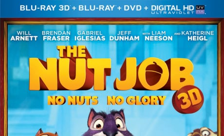 The Nut Job DVD Review: Nutty Fun for Kids!