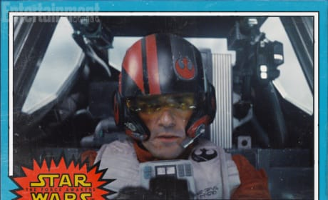 Star Wars: The Force Awakens Poe Dameron