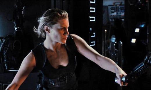 Riddick Star Katee Sackhoff