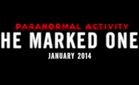Paranormal Activity: The Marked Ones Logo