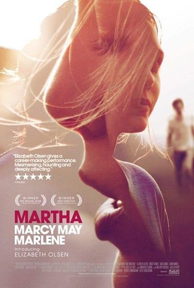 Martha Marcy May Marlene International Poster