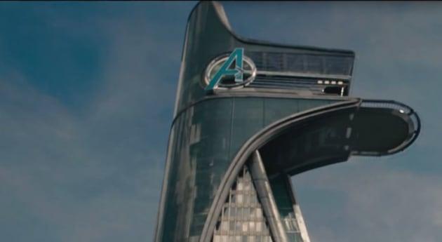 Avengers Tower Photo