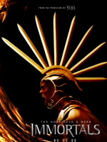 Immortals Character Poster - Aries
