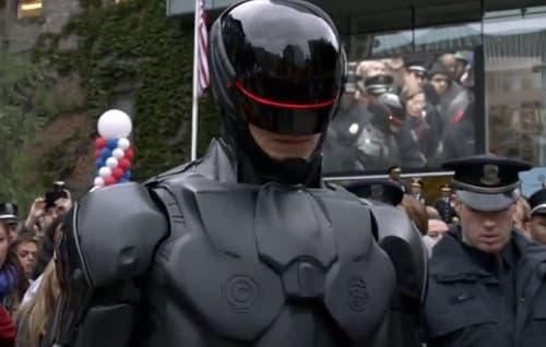 RoboCop is Joel Kinnaman