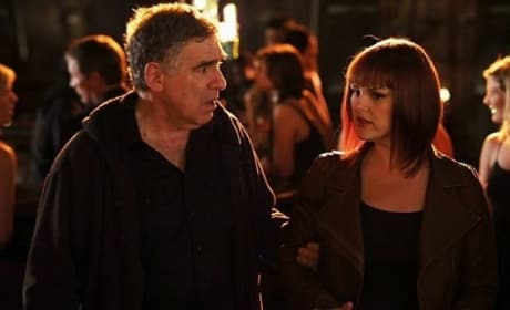 Elliott Gould Sara Rue Dorfman in Love