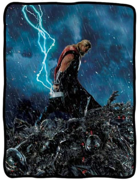 Thor Lays Down the Hammer