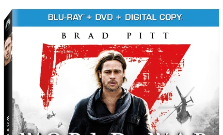World War Z Exclusive Giveaway: Win the Brad Pitt DVD!