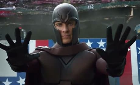 X-Men: Days of Future Past Magneto Michael Fassbender