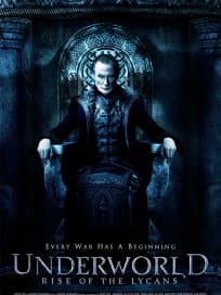 Underworld 3: The Rise of the Lycans Movie Poster
