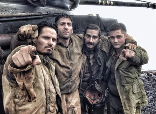 The Cast of Fury